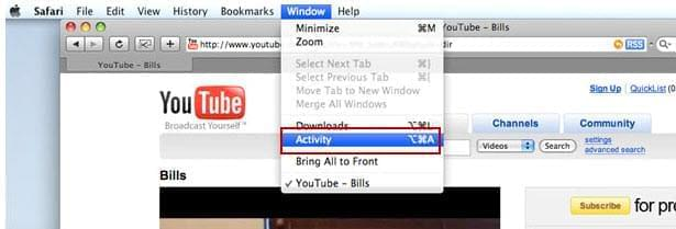 download flv in safari