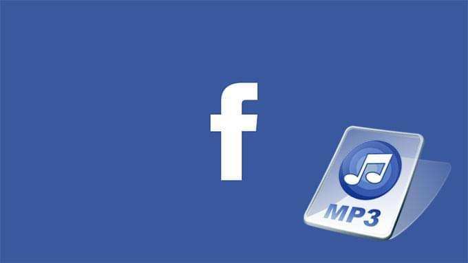 facebook mp3 upload icon