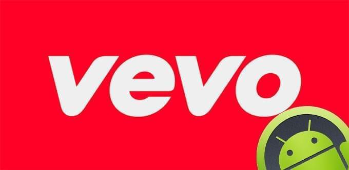 VEVO for Android