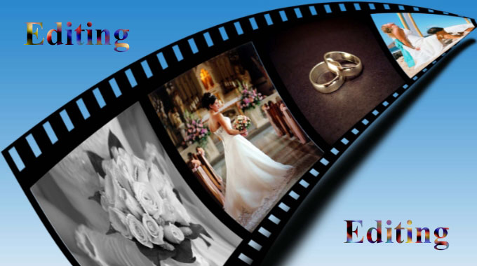 wedding video editing software