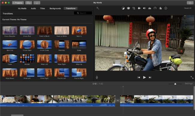photo video editing software