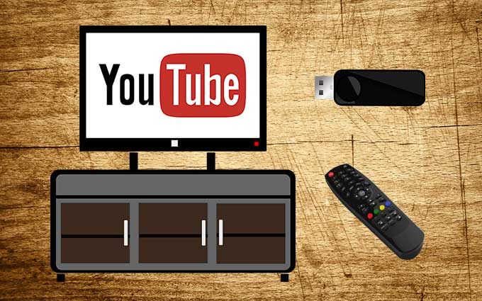 watch youtube on tv
