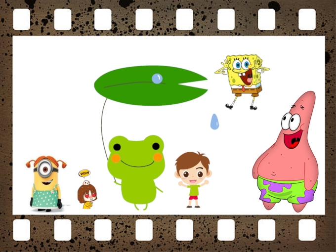 make cartoon video