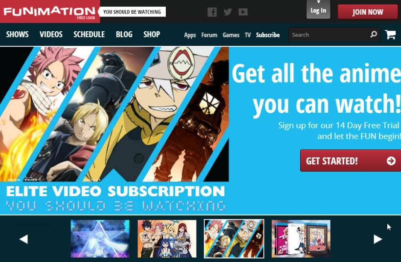 Top 9 Anime Sites To Stream Anime Online