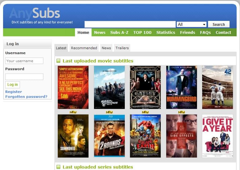 Best Sites To Download Subtitles For Movies Free Download Movie