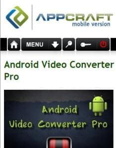 video converter for mobile version