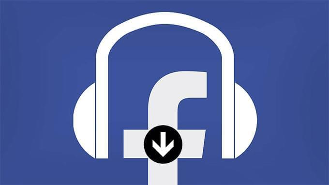 facebook to mp3