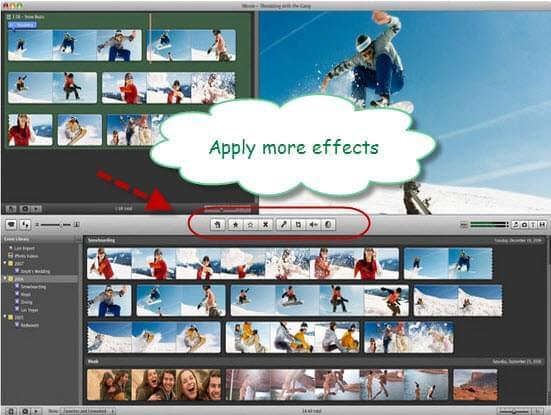 Ease methods to edit QuickTime videos
