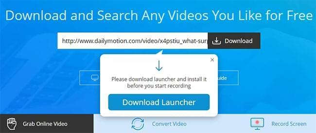 Download and install Launcher