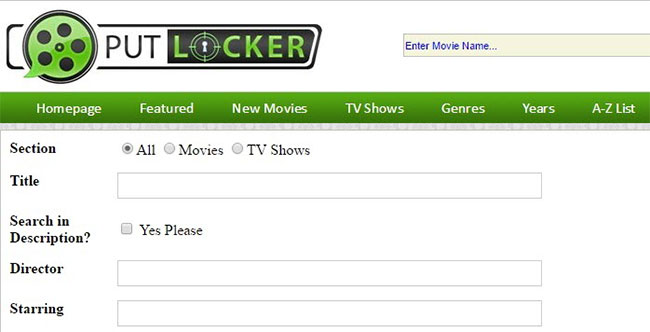 sites better than yify.tv