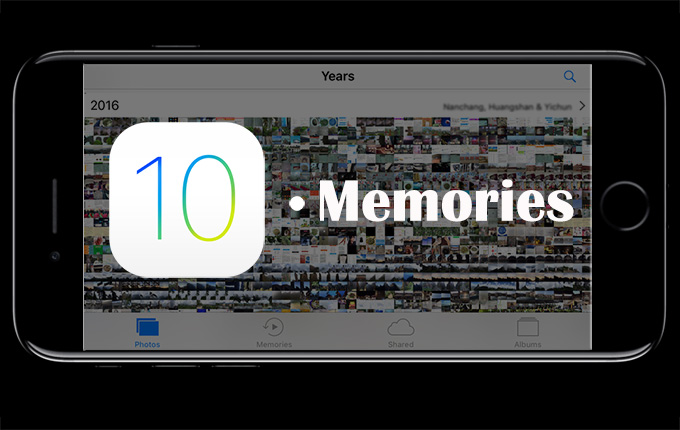 Memories for iOS 10