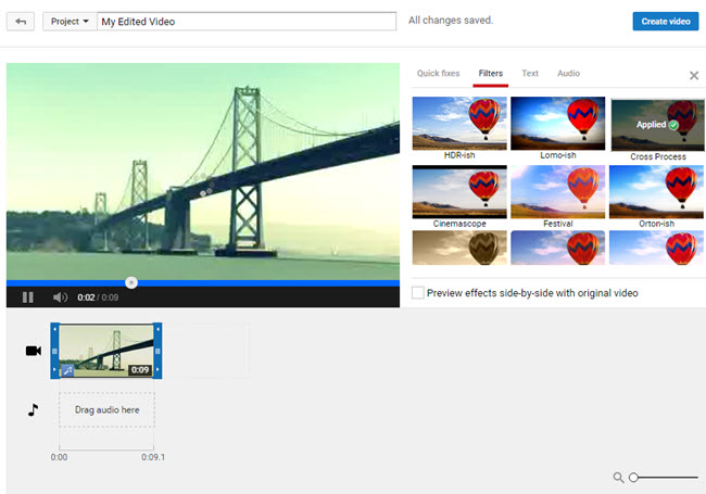 Free video editor without watermark youtube video editor ccuart Image collections