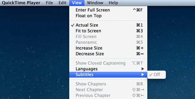 subtitle software for mac