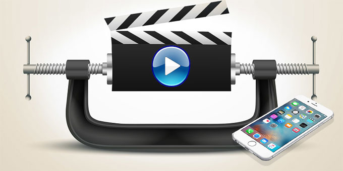 Compress video iPhone