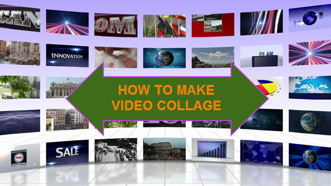 Make a video collage