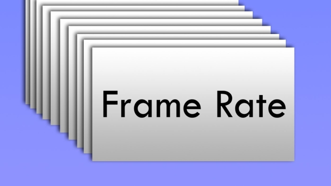 change video frame rate