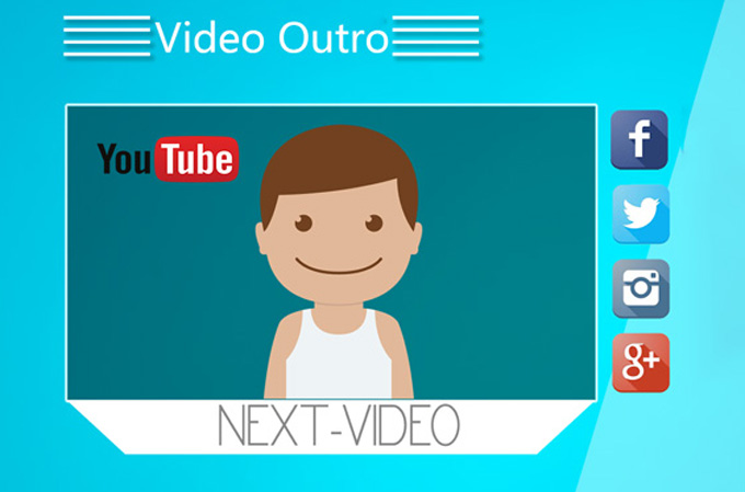 How to Make an Outro on YouTube Chanel?