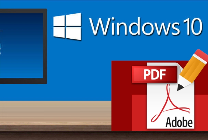 PDF editor for Windows 10