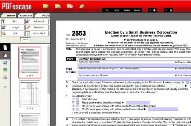 best free PDF editor for Windows 10