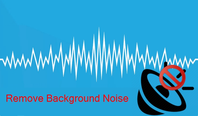 sony vegas movie studio remove background noise