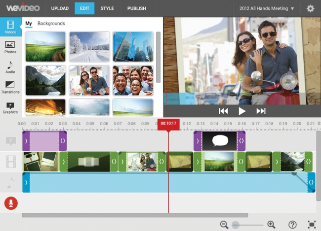 Split Screen Video Editor